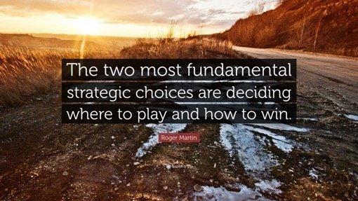 Roger Martin Choices